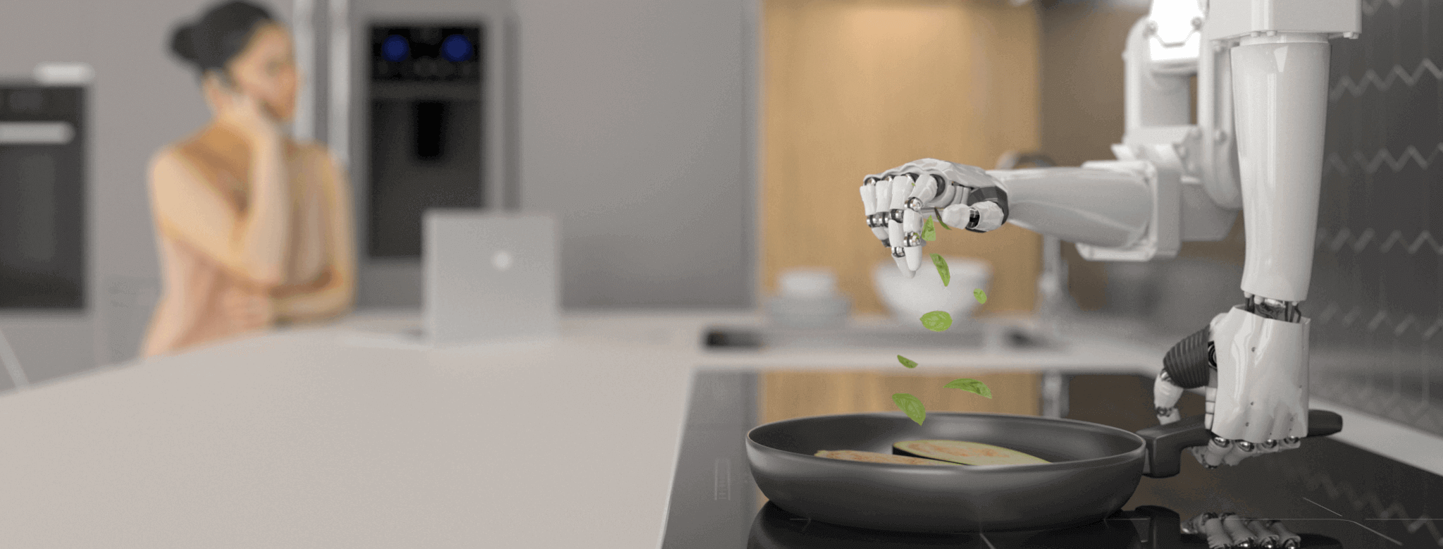 Automated Kitchen Opengrowth