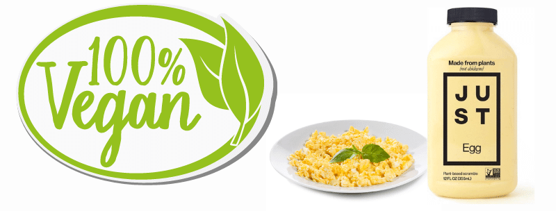 Plant based egg