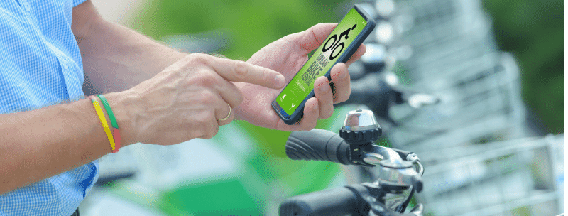 Bicycle Sharing Apps