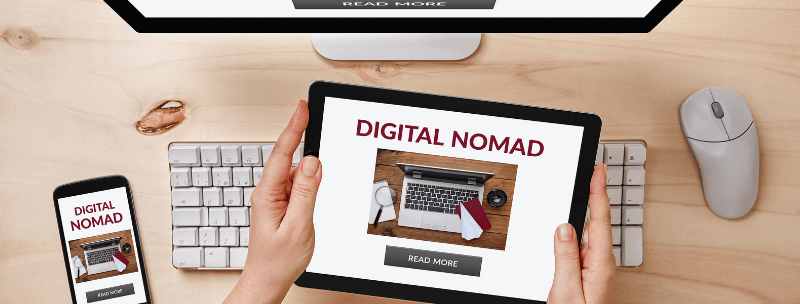 Digital Nomads: The Freedom Trap