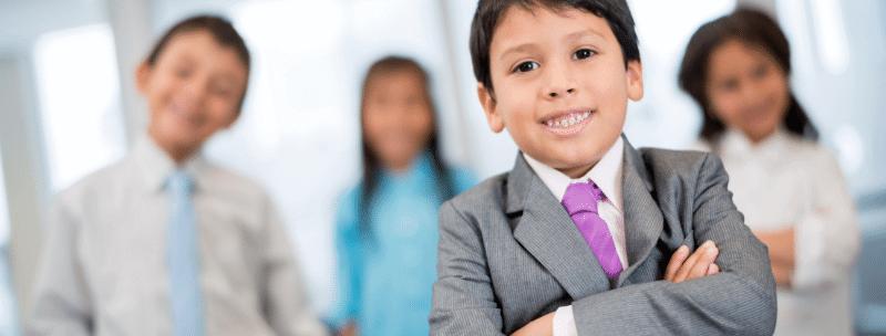 Entrepreneurial Mindset of Kids