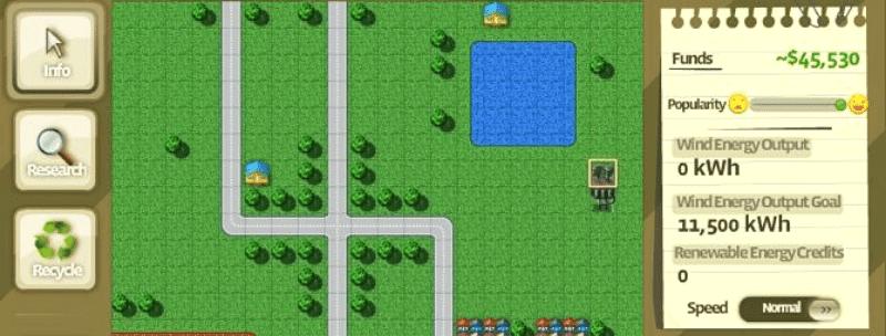 Environmental Games