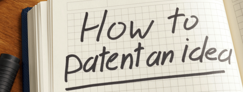 How to patent your product?