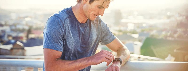 Sweat-powered wearable